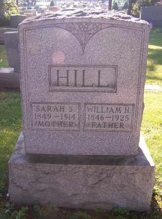 HILL, SARAH S. - Stark County, Ohio | SARAH S. HILL - Ohio Gravestone Photos