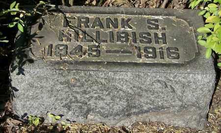 HILLIBISH, FRANK S. - Stark County, Ohio   FRANK S. HILLIBISH - Ohio Gravestone Photos