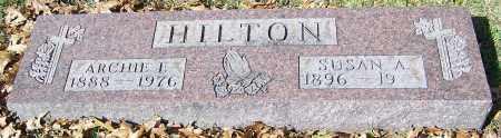 HILTON, ARCHIE F. - Stark County, Ohio | ARCHIE F. HILTON - Ohio Gravestone Photos
