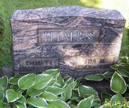 PATTERSON HIMES, IDA M. - Stark County, Ohio | IDA M. PATTERSON HIMES - Ohio Gravestone Photos
