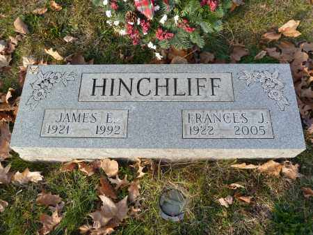 HINCHCLIFF, FRANCES J - Stark County, Ohio | FRANCES J HINCHCLIFF - Ohio Gravestone Photos