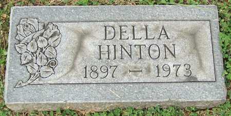 HINTON, DELLA - Stark County, Ohio | DELLA HINTON - Ohio Gravestone Photos