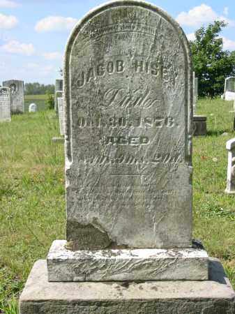 HISEY, JACOB - Stark County, Ohio | JACOB HISEY - Ohio Gravestone Photos