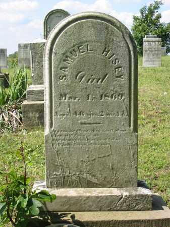 HISEY, SAMUEL - Stark County, Ohio   SAMUEL HISEY - Ohio Gravestone Photos