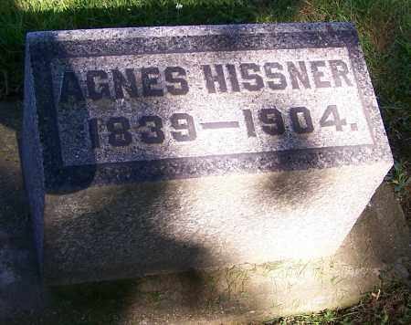 HISSNER, AGNES - Stark County, Ohio | AGNES HISSNER - Ohio Gravestone Photos
