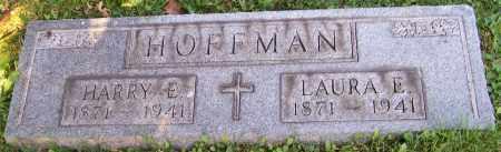 HOFFMAN, HARRY E. - Stark County, Ohio   HARRY E. HOFFMAN - Ohio Gravestone Photos