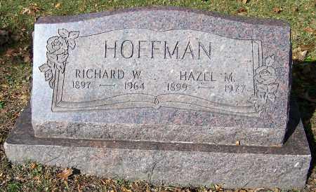HOFFMAN, RICHARD W. - Stark County, Ohio | RICHARD W. HOFFMAN - Ohio Gravestone Photos