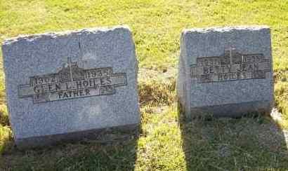 HOILES, BETTY JEAN (DAUGHTER) - Stark County, Ohio | BETTY JEAN (DAUGHTER) HOILES - Ohio Gravestone Photos