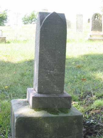 HOLIBAUGH, INFANT SON - Stark County, Ohio | INFANT SON HOLIBAUGH - Ohio Gravestone Photos