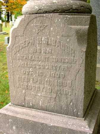 HOLIBAUGH, JOSEPH - Stark County, Ohio | JOSEPH HOLIBAUGH - Ohio Gravestone Photos