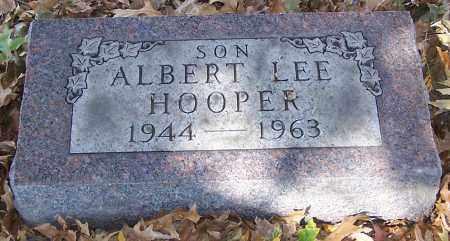 HOOPER, ALBERT LEE - Stark County, Ohio   ALBERT LEE HOOPER - Ohio Gravestone Photos