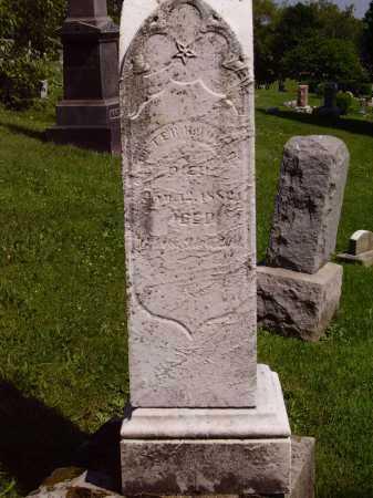 HOOVER, PETER - MONUMENT - Stark County, Ohio | PETER - MONUMENT HOOVER - Ohio Gravestone Photos