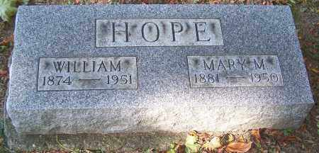 HOPE, MARY M. - Stark County, Ohio | MARY M. HOPE - Ohio Gravestone Photos