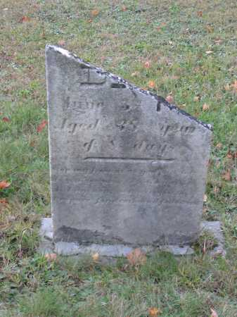 HOSSLER ?, UNKNOWN - Stark County, Ohio | UNKNOWN HOSSLER ? - Ohio Gravestone Photos