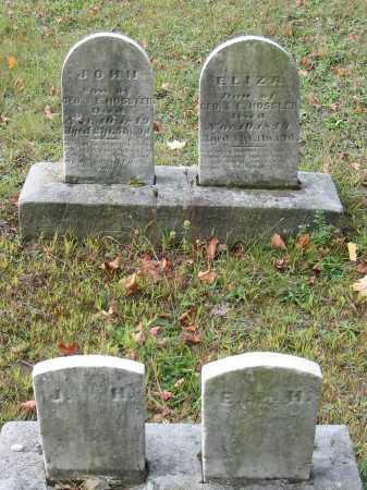 HOSSLER, JOHN - Stark County, Ohio | JOHN HOSSLER - Ohio Gravestone Photos