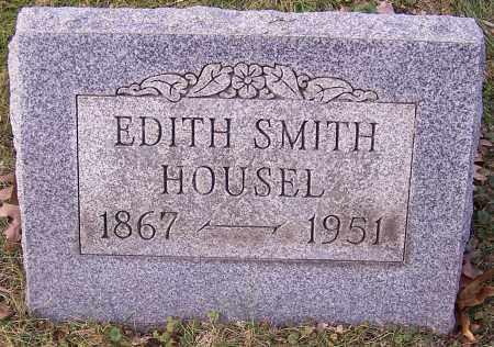 HOUSEL, EDITH SMITH - Stark County, Ohio | EDITH SMITH HOUSEL - Ohio Gravestone Photos