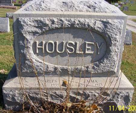 HOUSLEY, CHARLES - Stark County, Ohio | CHARLES HOUSLEY - Ohio Gravestone Photos