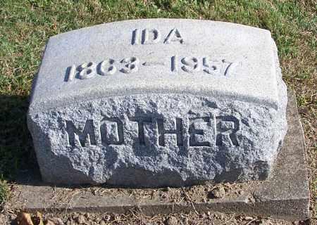 HOUSLEY, IDA - Stark County, Ohio | IDA HOUSLEY - Ohio Gravestone Photos