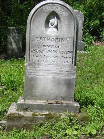 CRAUSE HOWENSTINE, CATHARINE - Stark County, Ohio   CATHARINE CRAUSE HOWENSTINE - Ohio Gravestone Photos