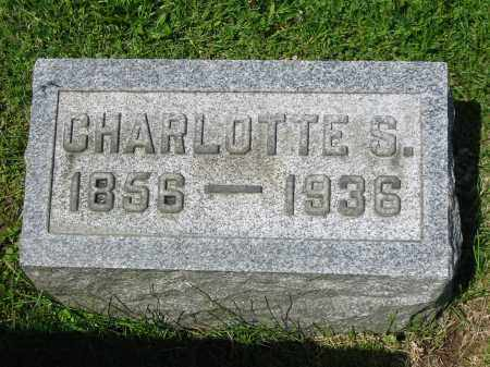 SICKAFOOSE HOWENSTINE, CHARLOTTE - Stark County, Ohio | CHARLOTTE SICKAFOOSE HOWENSTINE - Ohio Gravestone Photos