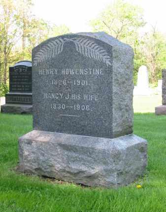 HOWENSTINE, HENRY B - Stark County, Ohio   HENRY B HOWENSTINE - Ohio Gravestone Photos
