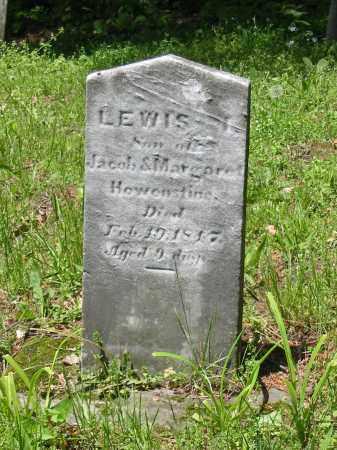 HOWENSTINE, LEWIS T - Stark County, Ohio | LEWIS T HOWENSTINE - Ohio Gravestone Photos