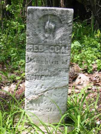 HOWENSTINE, REBECCA - Stark County, Ohio | REBECCA HOWENSTINE - Ohio Gravestone Photos