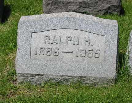 HOWENSTINE, RALPH H - Stark County, Ohio | RALPH H HOWENSTINE - Ohio Gravestone Photos