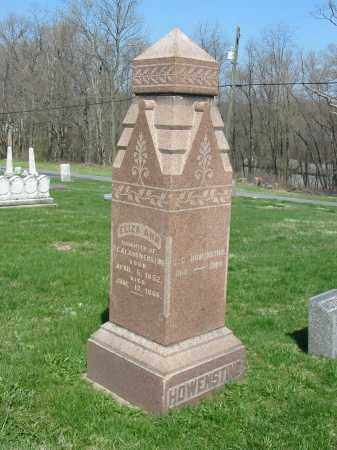 HOWENSTINE, ELIZA ANN - Stark County, Ohio | ELIZA ANN HOWENSTINE - Ohio Gravestone Photos