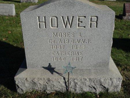 HOWER, MOSES L. - Stark County, Ohio | MOSES L. HOWER - Ohio Gravestone Photos