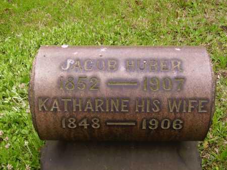 HUBER, KATHARINE - Stark County, Ohio | KATHARINE HUBER - Ohio Gravestone Photos