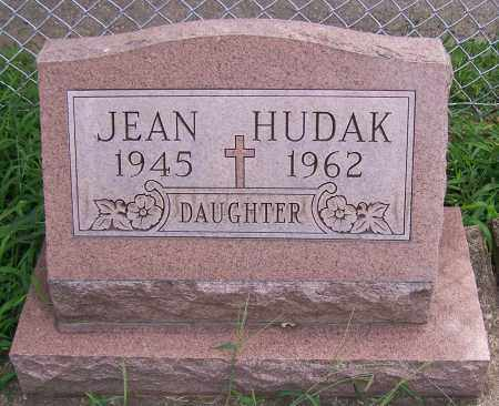 HUDAK, JEAN - Stark County, Ohio | JEAN HUDAK - Ohio Gravestone Photos
