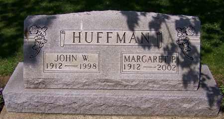 HUFFMAN, JOHN W. - Stark County, Ohio | JOHN W. HUFFMAN - Ohio Gravestone Photos
