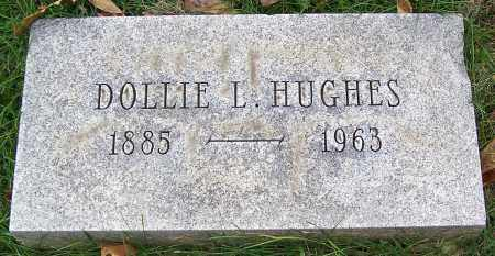 HUGHES, DOLLIE L. - Stark County, Ohio | DOLLIE L. HUGHES - Ohio Gravestone Photos