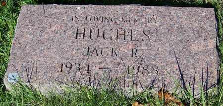 HUGHES, JACK R. - Stark County, Ohio   JACK R. HUGHES - Ohio Gravestone Photos