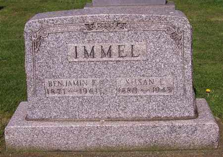 SUFFECOOL IMMEL, SUSAN L. - Stark County, Ohio | SUSAN L. SUFFECOOL IMMEL - Ohio Gravestone Photos