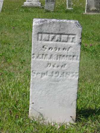 IMMEL, INFANT SON - Stark County, Ohio | INFANT SON IMMEL - Ohio Gravestone Photos
