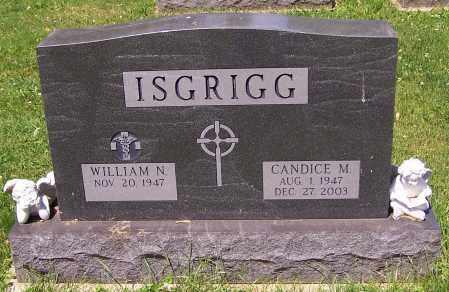 ISGRIGG, WILLIAM N. - Stark County, Ohio | WILLIAM N. ISGRIGG - Ohio Gravestone Photos