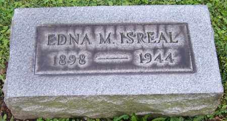 ISREAL, EDNA M. - Stark County, Ohio   EDNA M. ISREAL - Ohio Gravestone Photos