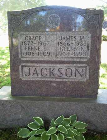 JACKSON, JAMES MORRIS - Stark County, Ohio | JAMES MORRIS JACKSON - Ohio Gravestone Photos