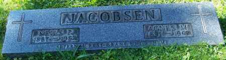 JACOBSEN, NEILS P. - Stark County, Ohio | NEILS P. JACOBSEN - Ohio Gravestone Photos