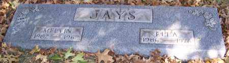 JAYS, MELVIN - Stark County, Ohio | MELVIN JAYS - Ohio Gravestone Photos