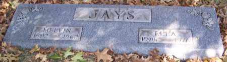 JAYS, ELLA - Stark County, Ohio | ELLA JAYS - Ohio Gravestone Photos