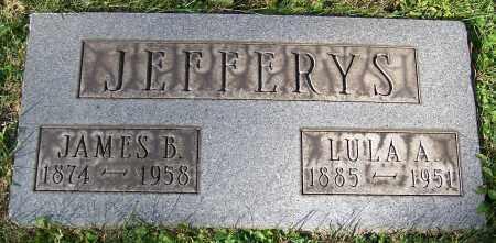 JEFFERYS, JAMES B. - Stark County, Ohio | JAMES B. JEFFERYS - Ohio Gravestone Photos