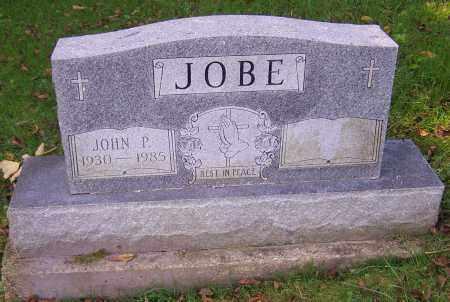 JOBE, JOHN P. - Stark County, Ohio   JOHN P. JOBE - Ohio Gravestone Photos
