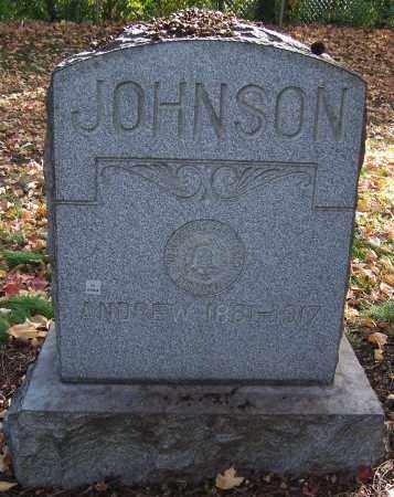 JOHNSON, ANDREW - Stark County, Ohio | ANDREW JOHNSON - Ohio Gravestone Photos