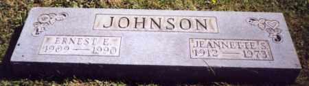 JOHNSON, JEANNETTE S. - Stark County, Ohio | JEANNETTE S. JOHNSON - Ohio Gravestone Photos