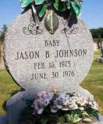 JOHNSON, JASON B. - Stark County, Ohio | JASON B. JOHNSON - Ohio Gravestone Photos