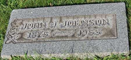 JOHNSON, JOHN J. - Stark County, Ohio | JOHN J. JOHNSON - Ohio Gravestone Photos