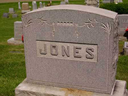 JONES, FAMILY MONUMENT - Stark County, Ohio | FAMILY MONUMENT JONES - Ohio Gravestone Photos